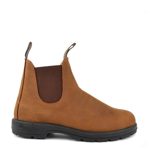 Blundstone Unisex 562 Boots - Crazy Horse Brown {AUS/UK 7}