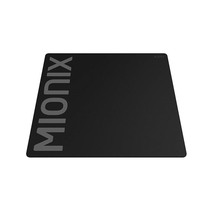 Mionix Alioth Medium Gaming Mousepad Stiched (14.6x12.6x0.12 Inch), Speed Surface