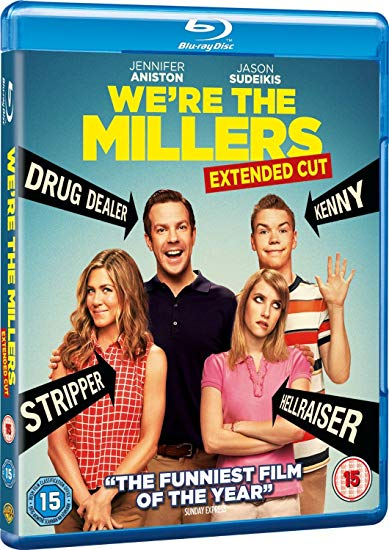 We're The Millers (Extended Cut) [Blu-ray + DVD + Digital]