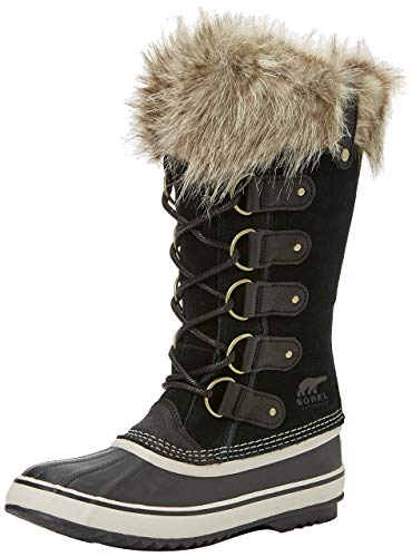 Sorel Women's Joan of Arctic Winter Boots - Black *No Box*