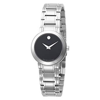 Movado Women's 606192 Stiri Stainless Steel Watch *Minor Blemishes*