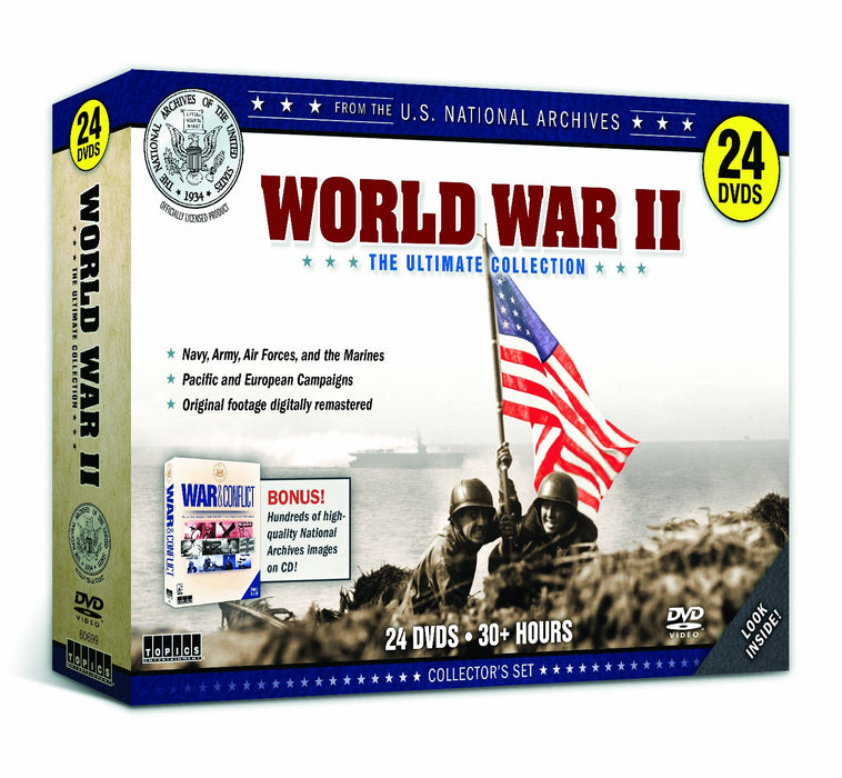 World War II The Collector's Edition, Ultimate Collector's Edition