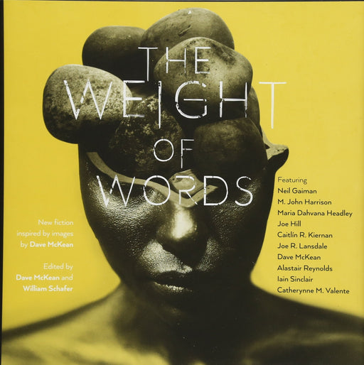 The Weight of Words - Hardcover