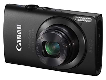 Canon PowerShot ELPH 310 HS 12.1 MP CMOS Digital Camera - Black *AS-IS/FOR PARTS*