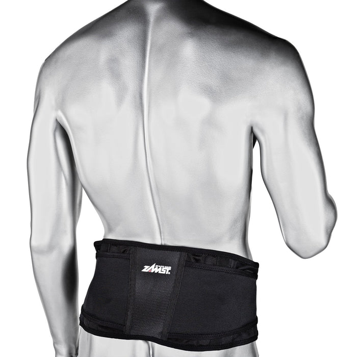 Zamst ZW-4 Back Brace, Black (Size: XL)