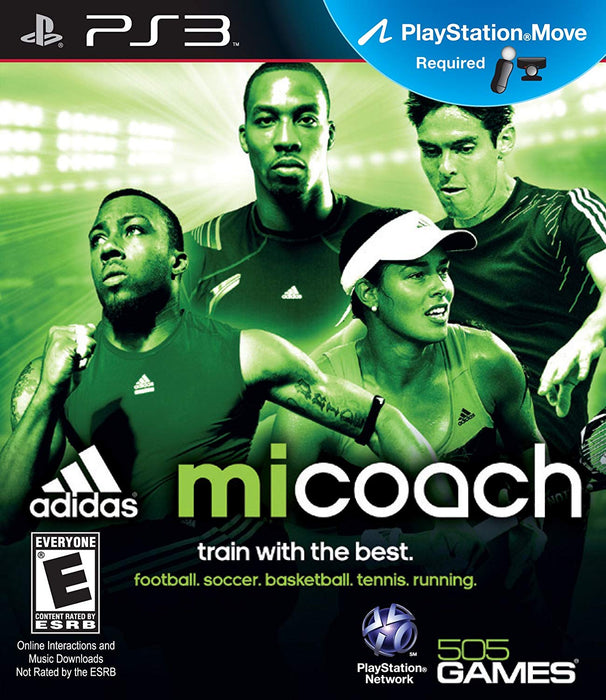 Mi Coach By Adidas Playstation Move - PlayStation 3 Standard Edition