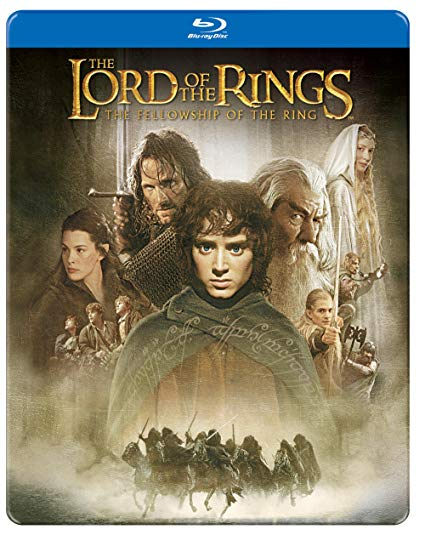 Lord of the Rings: Fellowship of the Ring (Blu-ray)