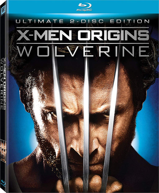 X-Men Origins: Wolverine (Ultimate 2-Disc Edition) [Blu-ray]