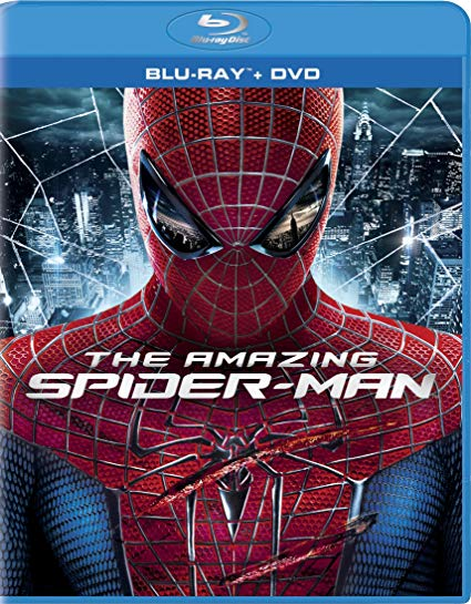 The Amazing Spider-Man (Blu-ray + DVD)