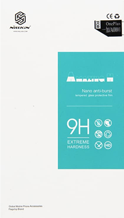 Nillkin 9H Anti Burst Tempered Glass Protector for OnePlus One