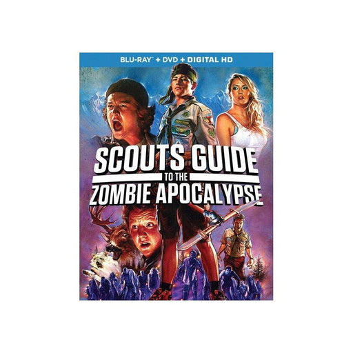 Scouts Guide to the Zombie Apocalypse [Blu-ray] (Bilingual)