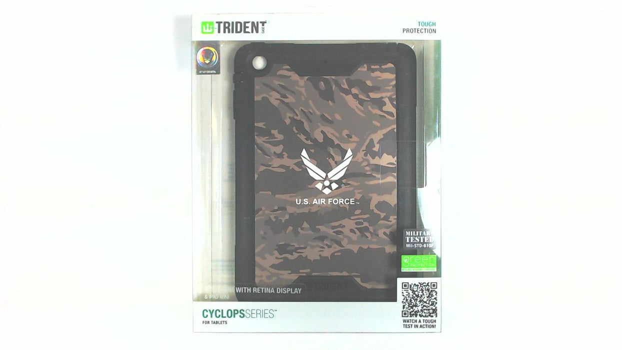Trident Case Kraken A.M.S. Case for Apple iPad Mini, U.S Air Force Camouflage