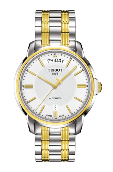 Tissot Men's T065.930.22.031.00 T-Classic Automatic III Watch *Visible Wear*