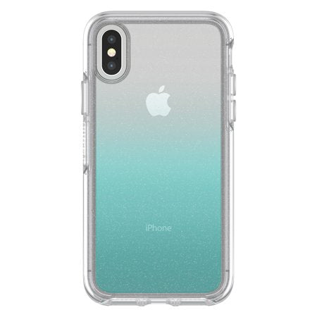 OtterBox SYMMETRY CLEAR SERIES Case for iPhone X - Aloha Ombre *Light Wear*