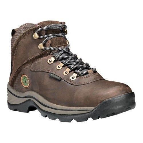 Timberland Women's White Ledge Brown (US 7.5 W/L) *Visible Wear*