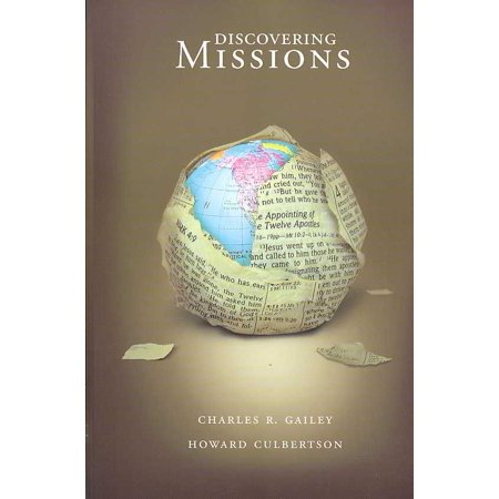 Discovering Missions (Paperback)