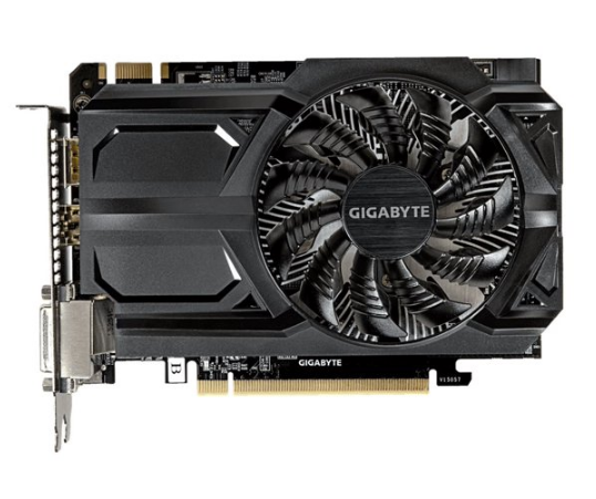 Gigabyte Ultra Durable 2 GeForce GTX 950 2GB GDDR5 PCIe 3.0 Graphic Card