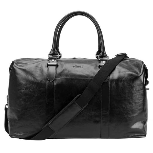 Kenneth Cole New York Saffiano Leather Duffle Bag