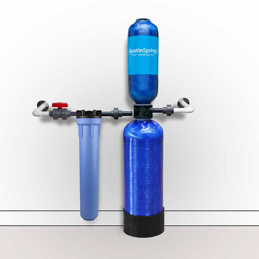 Austin Springs 10-Year Whole House Filtration System