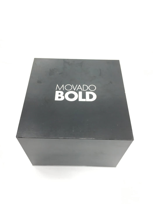 Movado Esperanza Diamond Two-Tone Watch 0607305