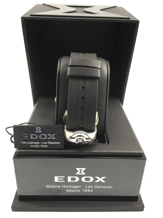 Edox Grand Ocean Day Date Automatic Gent 83006 3 NIN Watch