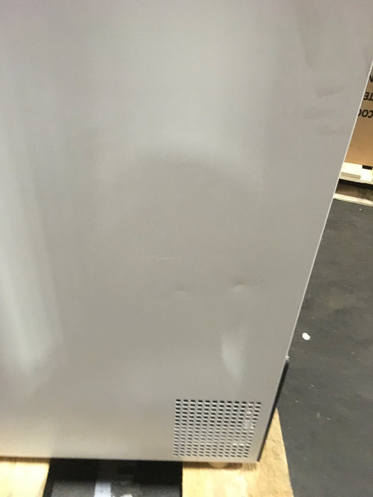 True Counter Top Merchandiser Freezer, White - GDM-07F-HC-TSL01(WHT) * Small dings on sides*