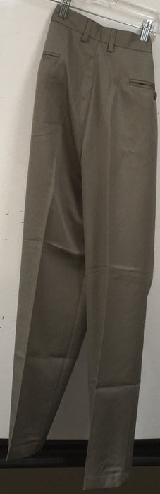 Kenneth Cole REACTION Mens Stretch Modern-fit Flat-Front Pant 36W x 30L