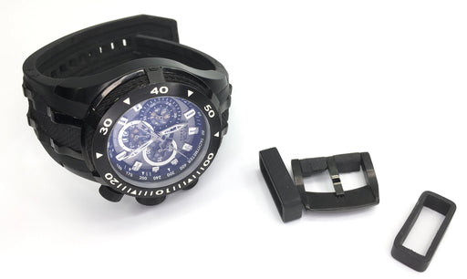 Invicta 0979 Men's Reserve Chronograph Charcoal Dial Dive Watch