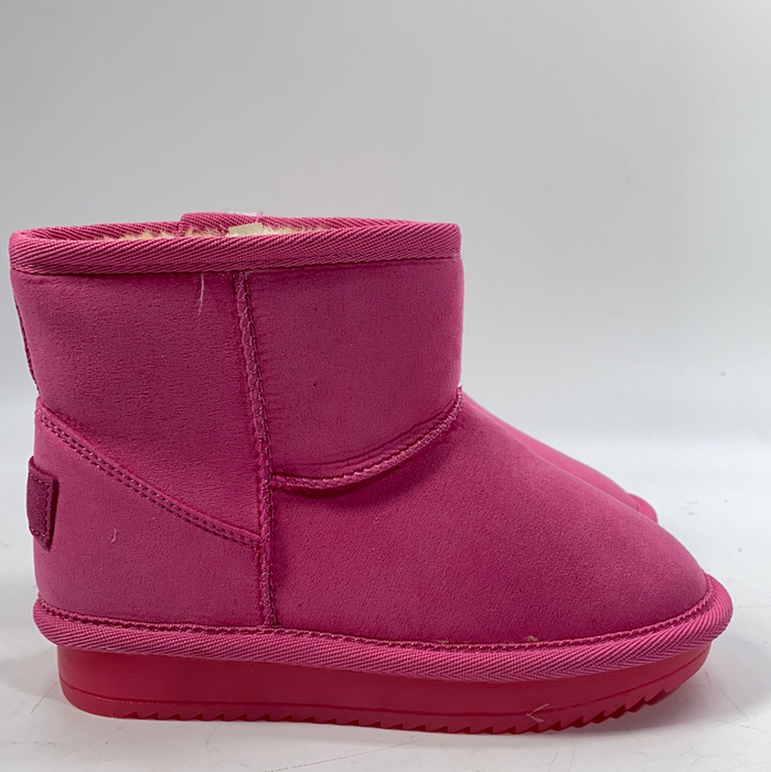 Mizzuco Kids LED Shoes High Top Winter Boots Pink Size 29 Kids