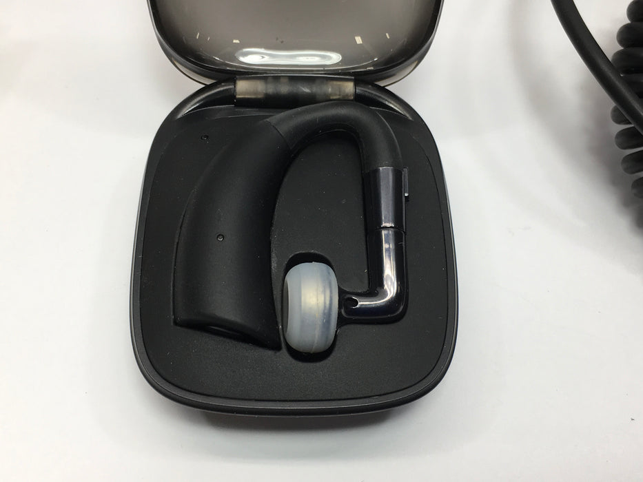 Motorola Elite Silver In Ear Blutooth Headset - Black *No Box*