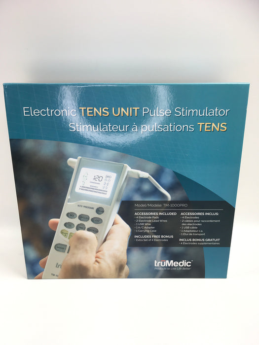 Electronic Tens Pulse Stimulator