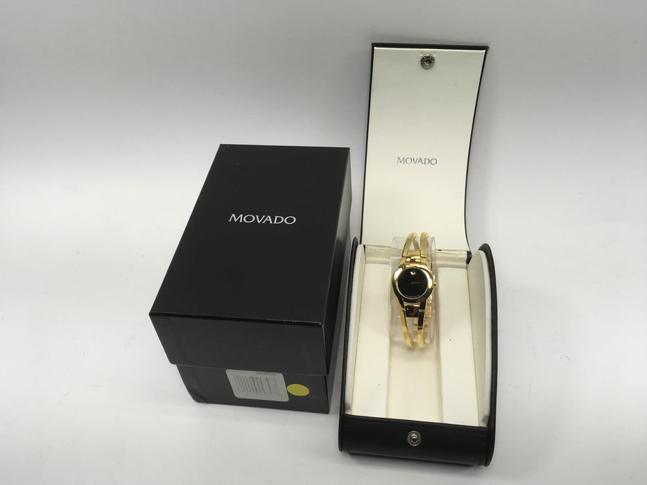 Movado Amorosa Ladies Watch 0604758 *Light Wear*