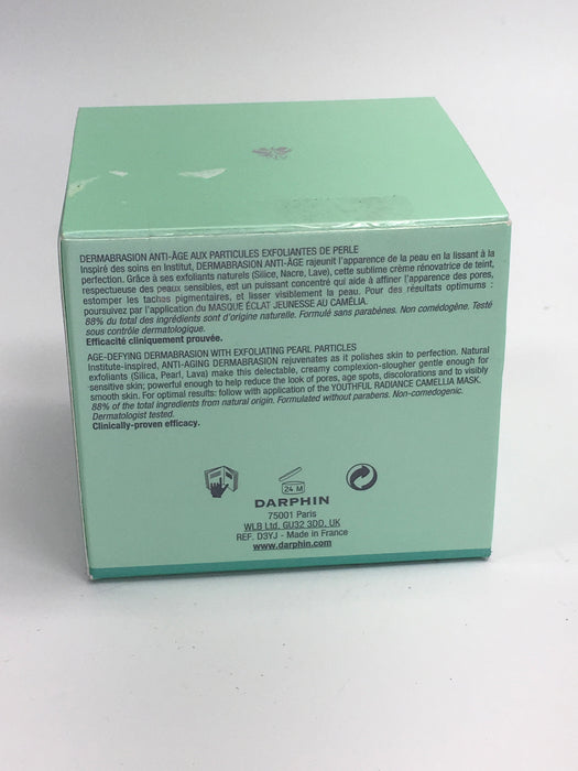 Darphin Age-Defying Dermabrasion with Exfoliating Pearl Particles 1.9 oz