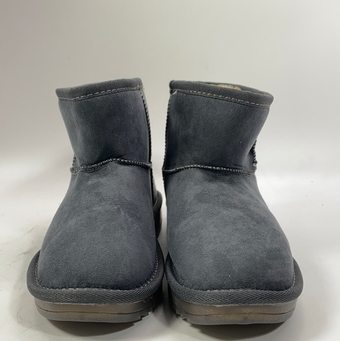 Mizzuco Kids LED Shoes High Top Winter Boots Gray Size 37 Kids