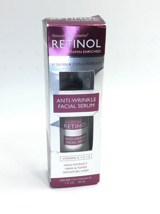 Retinol Anti-Wrinkle Facial Serum 1 fl. oz.