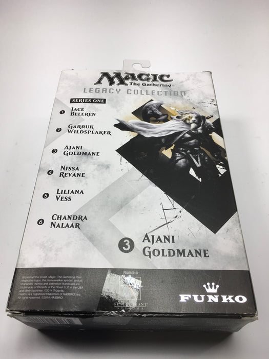 Funko Magic: The Gathering -Legacy Action Figures- Ajani Goldmane Action Figure