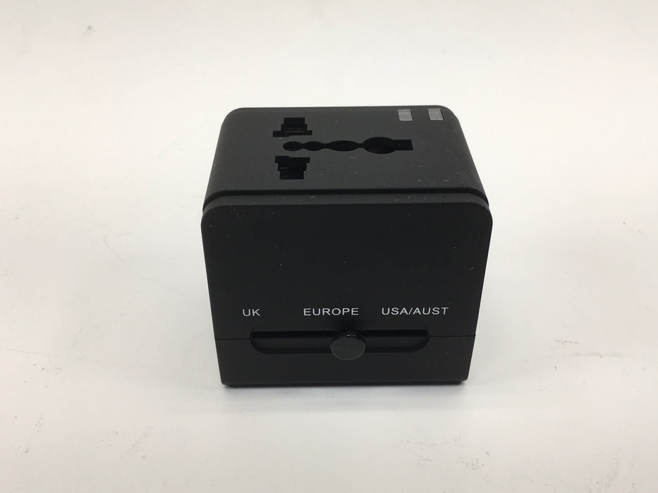 Universal Portable World Wide Travel Power Charger Adapter Plug Converter