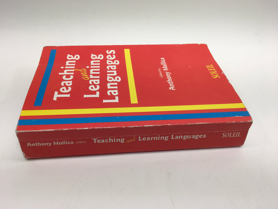 Teaching and Learning Languages: Selected Readings from Mosaic, 3rd Ed.