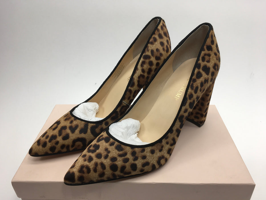 Ivanka Trump Katiely (Leopard) Women's Shoes (Size 8.5 M)