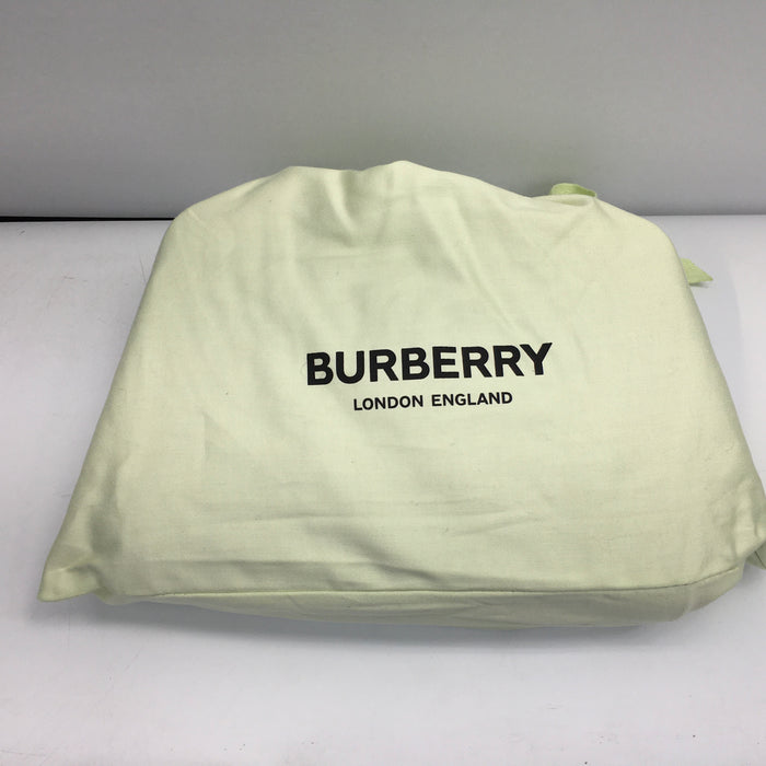 Burberry Medium Grainy Leather TB Bag - Archive Beige