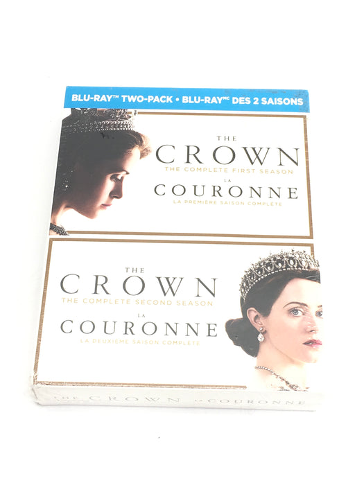 The Crown - Season 1 & 2 [Blu-ray] [2018]