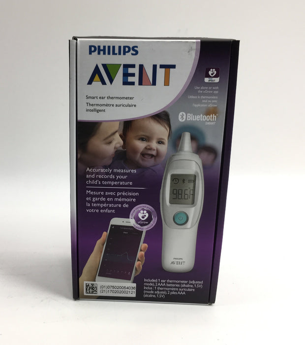 Philips AVENT Smart Ear Thermometer Bluetooth Smart SCH740/37