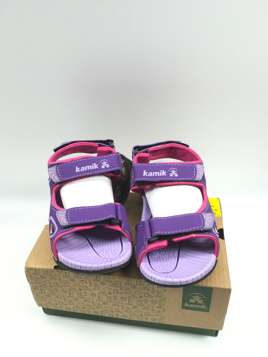 Kamik Kids Lobster 2 (Toddler/Little Kid/Big Kid) Purple