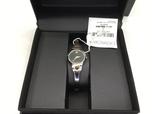 Kara Quartz Black Dial Ladies Watch