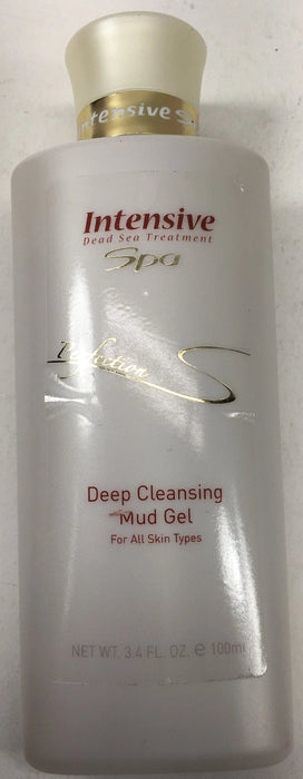 Avani Intensive Spa Perfection Deep Cleansing Mud Gel, 3.4 Fluid Ounce **No box, Past expire date**