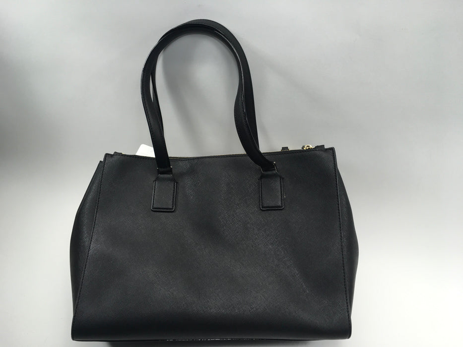 Kate Spade new york Cameron Street Jensen Leather Tote - Black *SOME WEAR/SEE DETAILS*