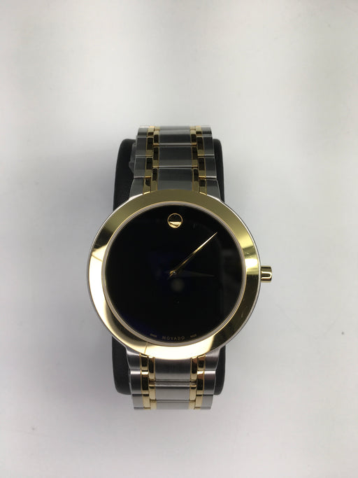 Movado 0607278 Men's Stiri Two Tone Bracelet Watch