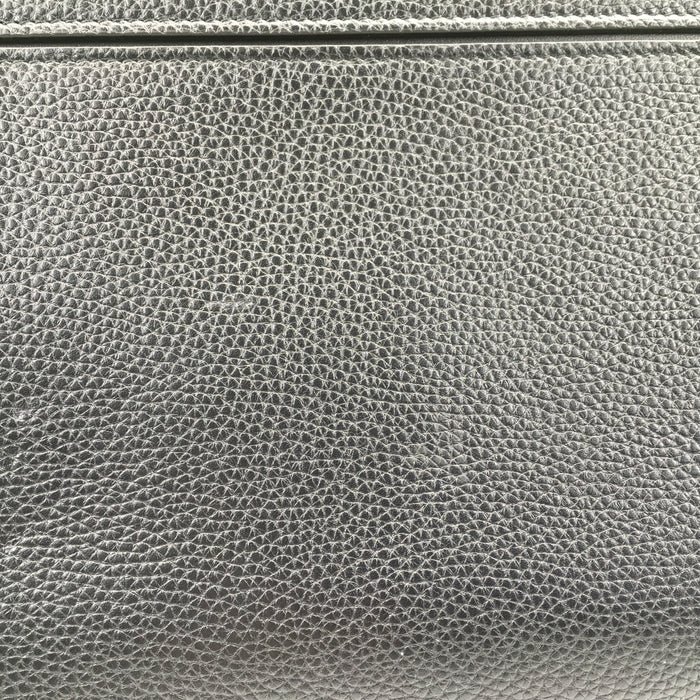 Salvatore Ferragamo Medium Gancini Leather Top Handle Bag ** SEE CONDITIONS**