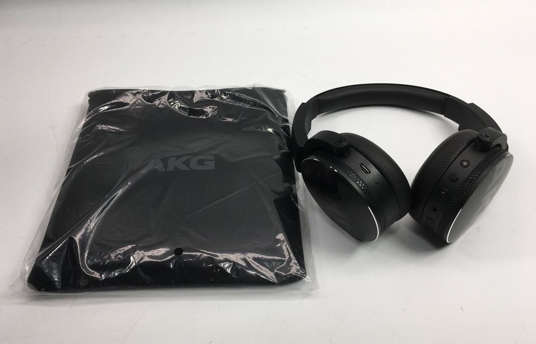 AKG Y50BTBLK Headset for Universal/Smartphones, Black