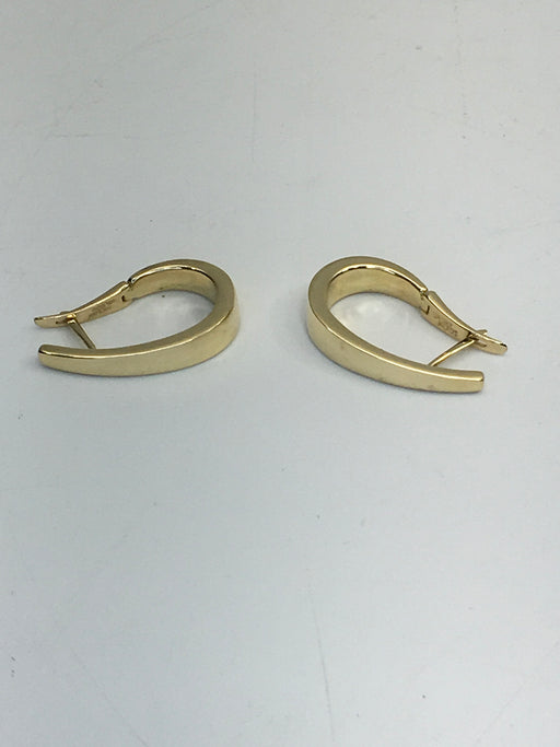 Italy 14kt Gold Earrings